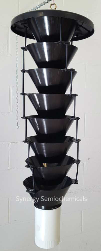 image of multifunnel trap