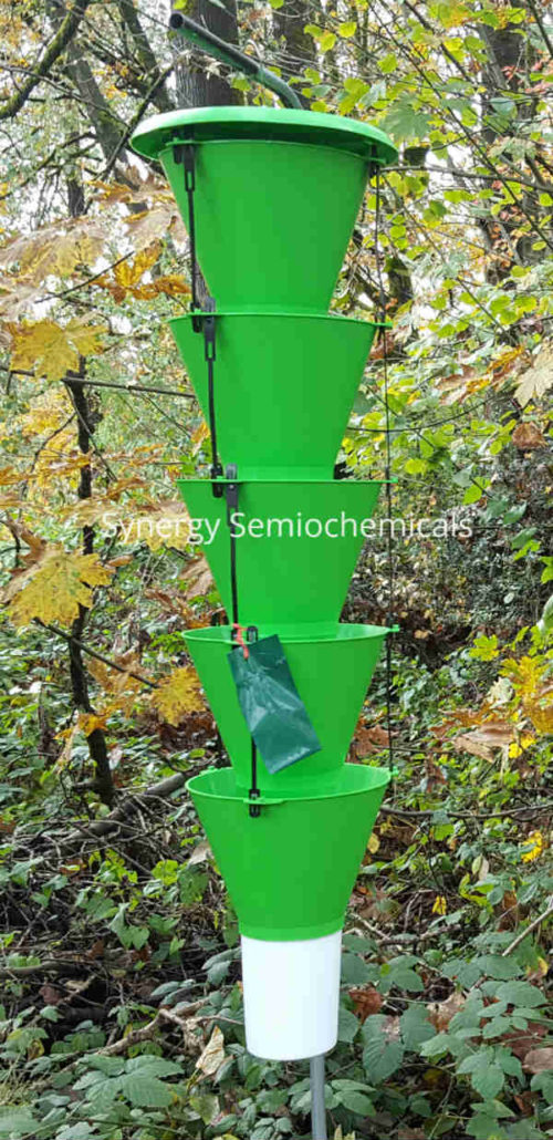 image of Synergy Semiochemicals green multitrap